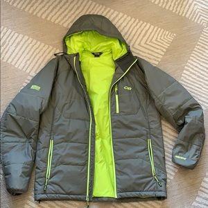 Men's Outdoor Research Havoc jacket. Like new